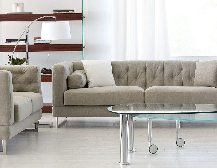 Structube Living Room Sofas Loveseats Hannah Khaki Home Decor Home Decor