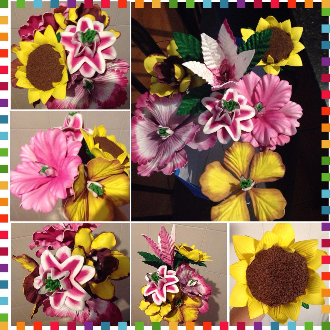 Flores de Eva !