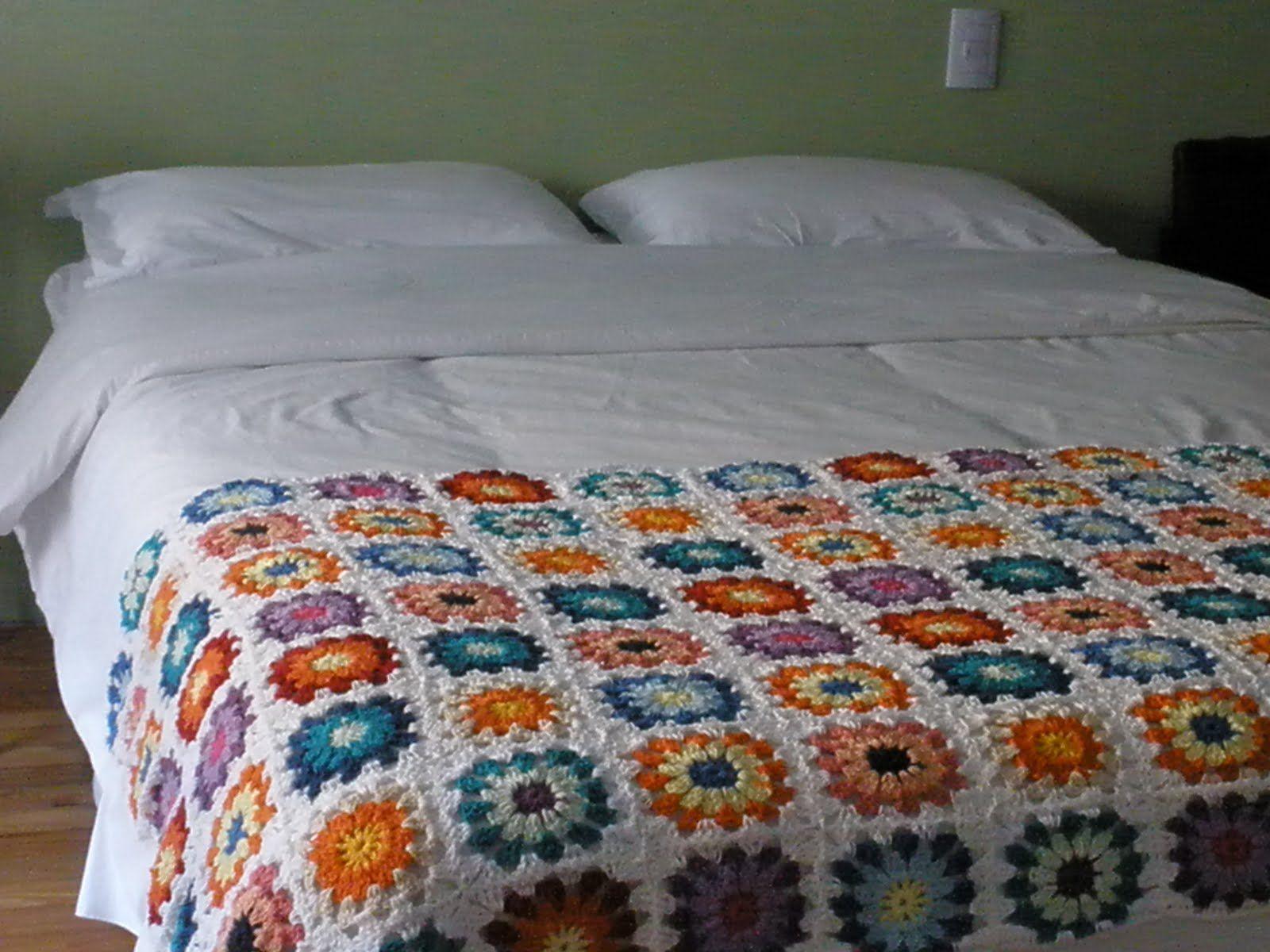Ideas para decorar con crochet crochet simple crochet - Ideas para decorar una casa ...
