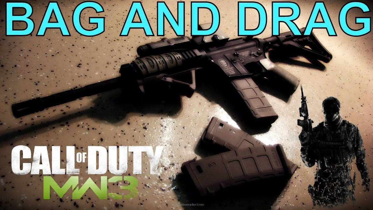 Call Of Duty Modern Warfare 3 Gameplay Part 8 Bag And Drag