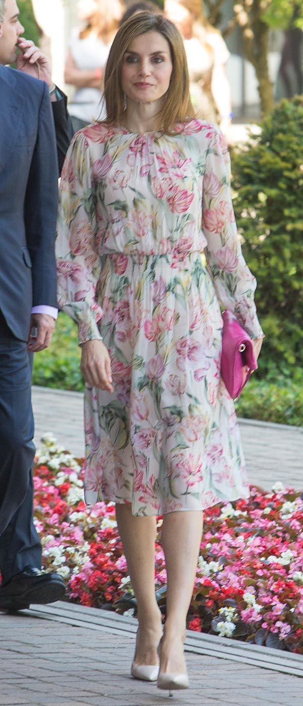 Propuesta De Lidiabarcelona Reina Letizia Estilo Real Moda Loca