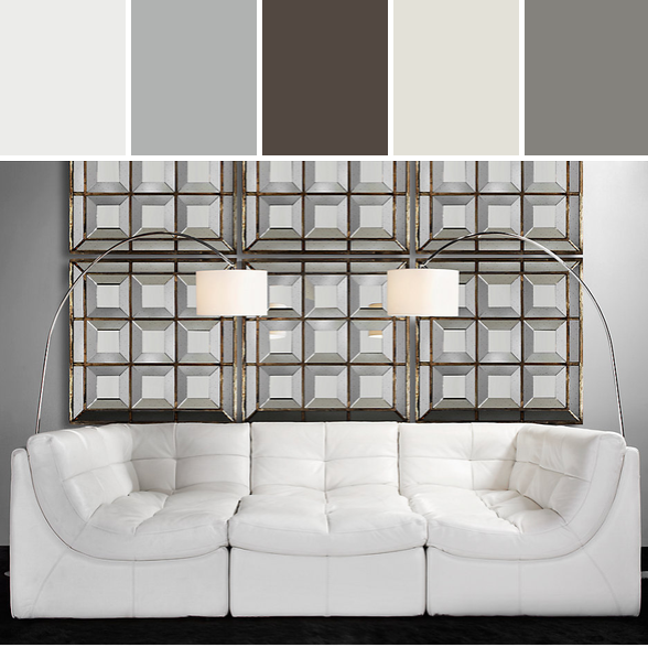 Cloud Modular Sectional White Designed By Z Gallerie Via