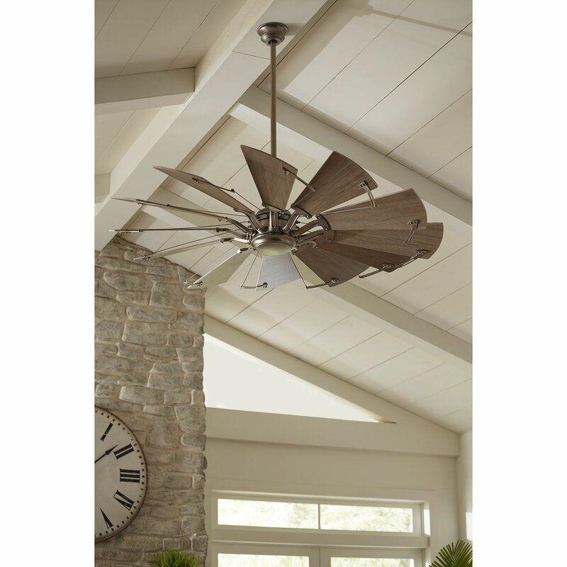 60 armando standard ceiling fan with pull chain joss