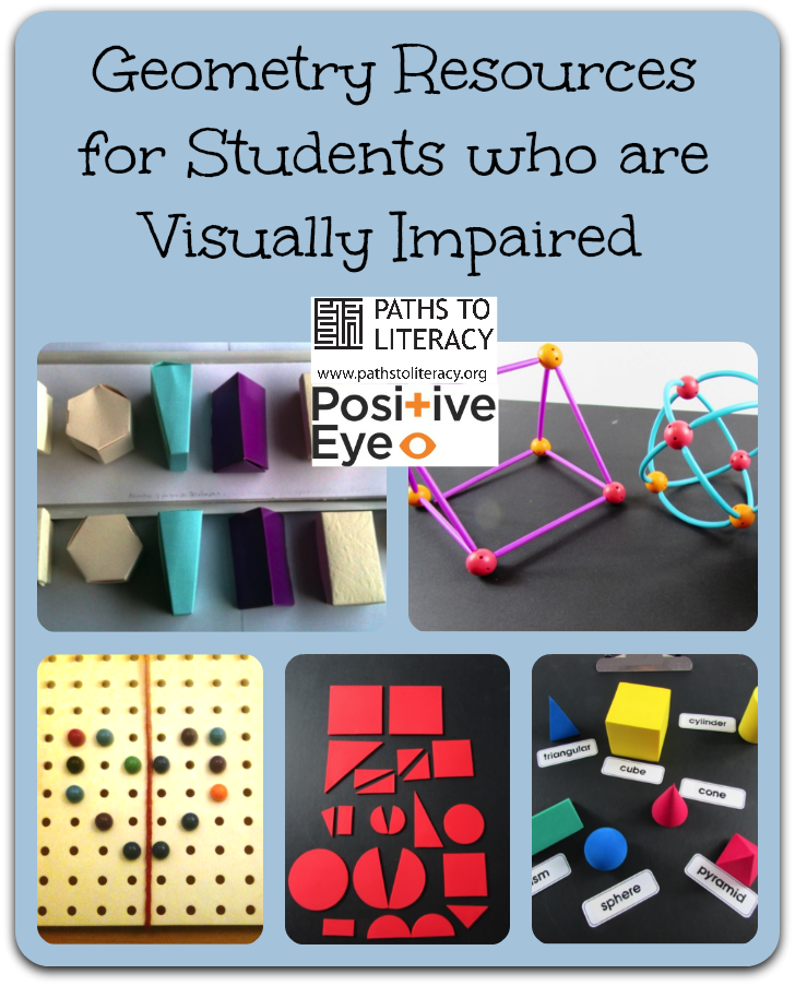 Geometry Resources For Students With Visual Impairment Teaching