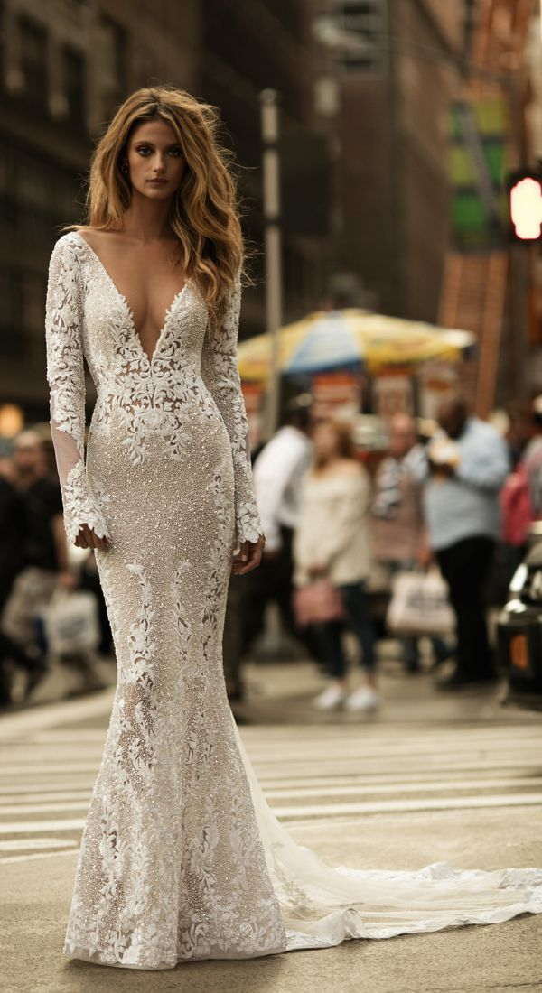 The stunning Berta 2017 fall/winter wedding dresses in 2018 ...