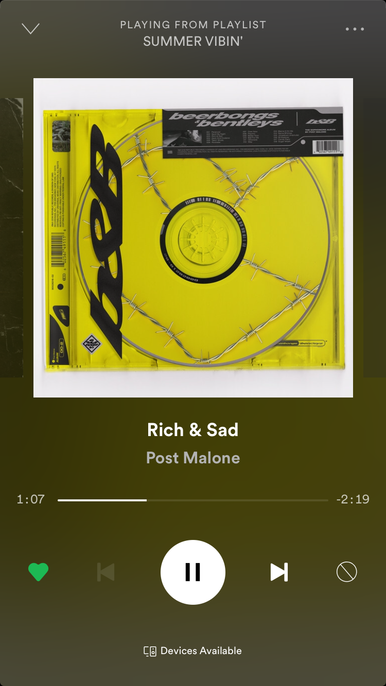 Post malone rich & sad #postmalonewallpaper Post malone rich & sad #postmalonewallpaper