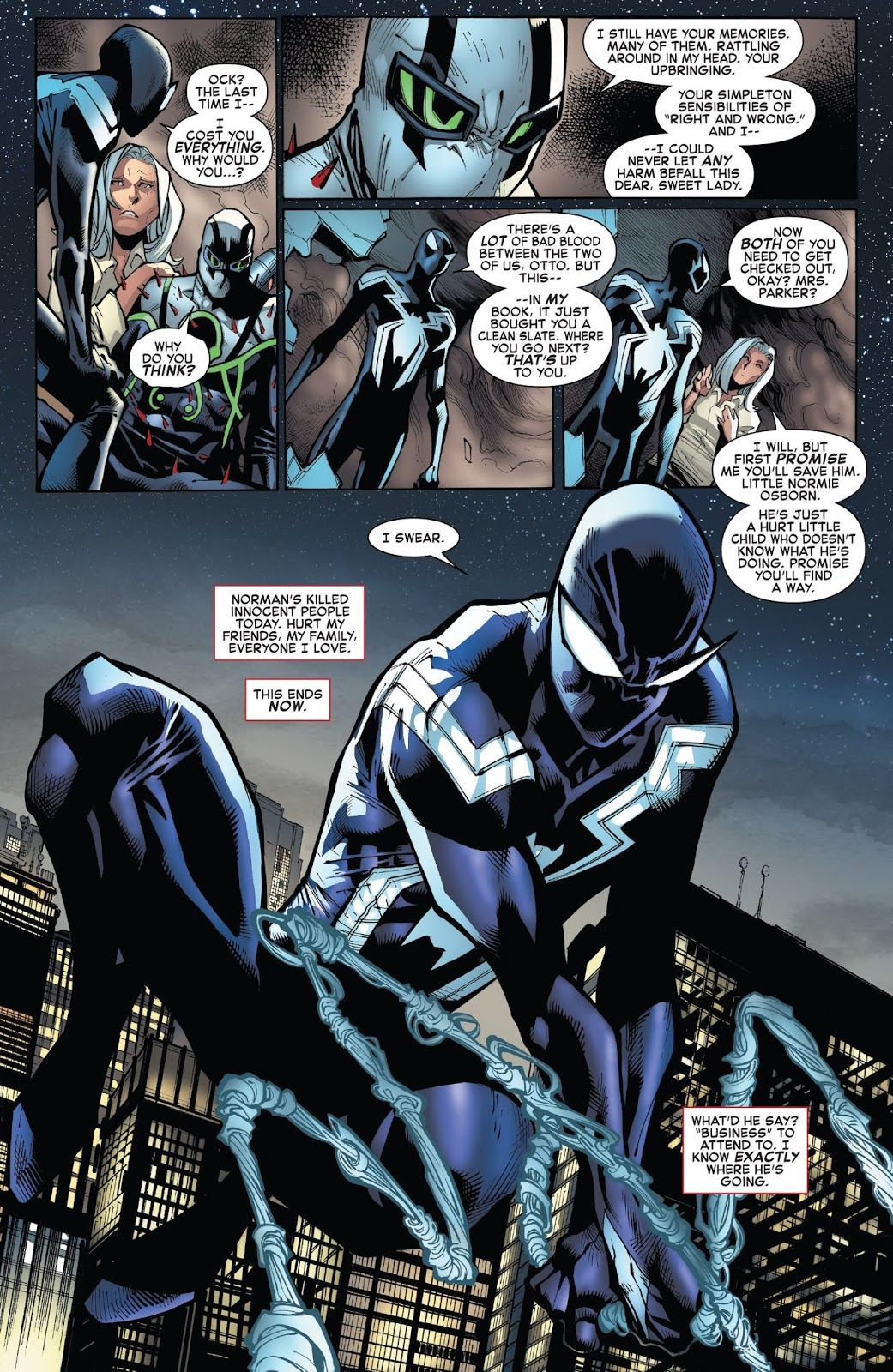 the amazing spider man 2015 issue 800 read the amazing spider