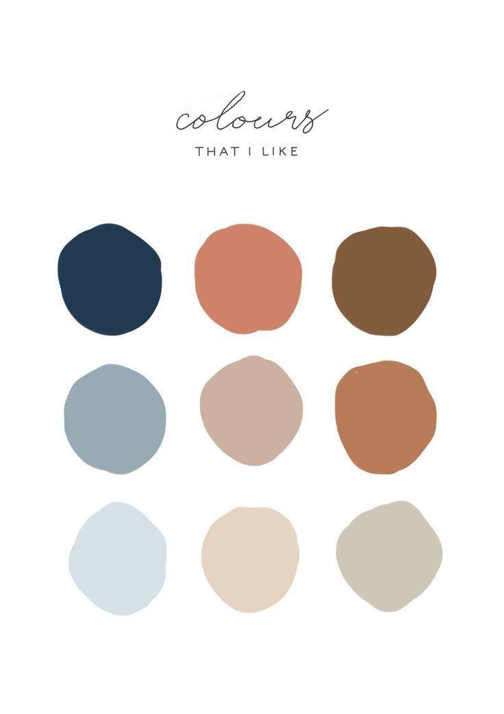 Farbkonzept #farbkonzept #colourinspiration Farbkonzept #farbkonzept #colourinspiration