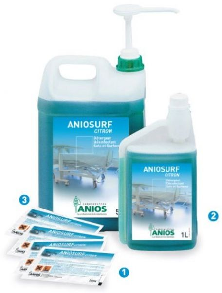 Gel Desinfectant Aniosgel 1 Litre