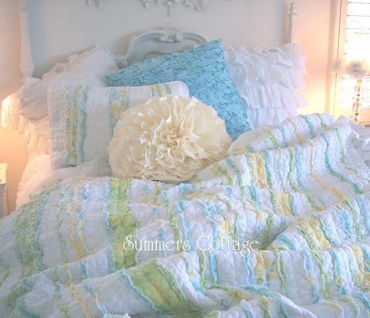 rachel ashwell shabby chic pink roses celadon jade green white rh pinterest com