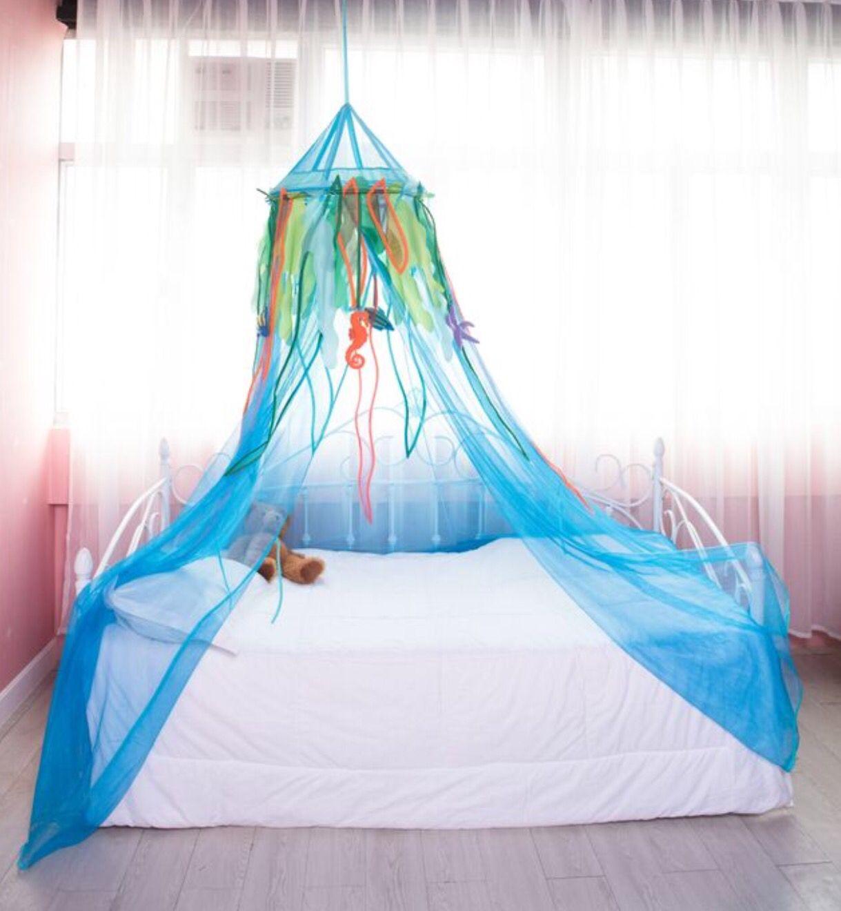 Kids playroom canopy - Undersea Hideaway Canopy Mosquito Netcanopyplayroomkids Room