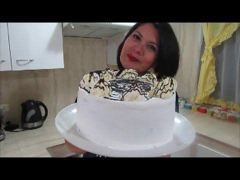 Torta galletas manjar lucuma crema   dia del papÁ   silvana cocina ...