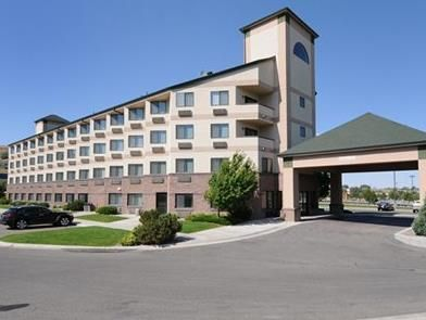 Great Falls Mt Comfort Inn And Suites Market Airport United