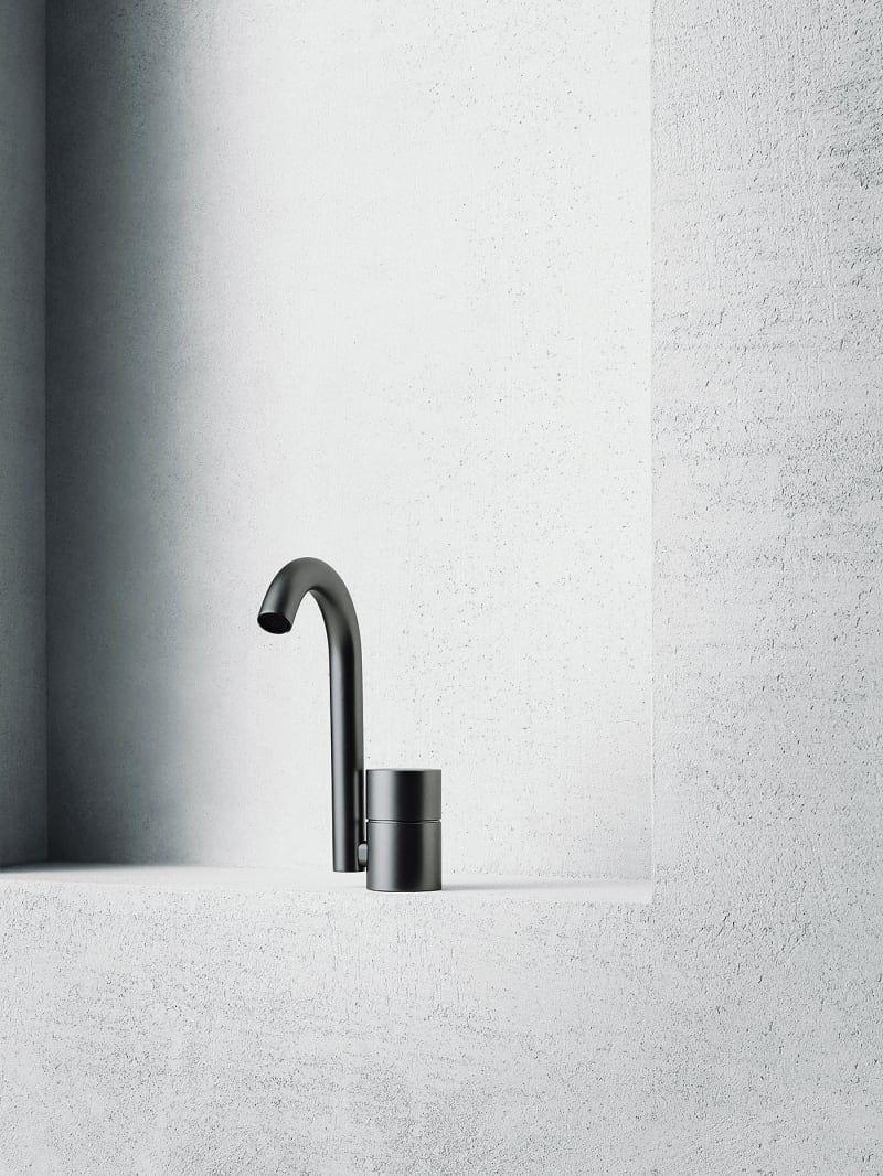 Kontrastprogramm Furs Badezimer Wasserhahn Armaturen Bad Villeroy Boch Waschbecken