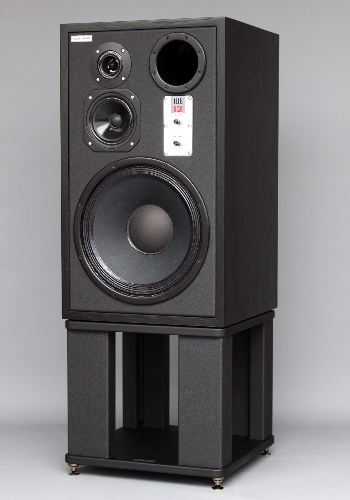 Kralk Audio Tdb 12 Professional 3 Way Studio Monitor Kralk Audio Loudspeakers Pro Audio Speakers Loudspeaker Studio Monitors