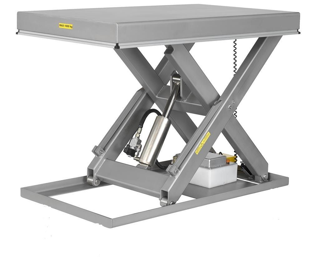 Ideas: Static Scissor Tables Design Ideas With Scissor Lift Table And  Lightweight Scissor Lift Table Also Manual Scissor Lift Table Viewing  Gallery