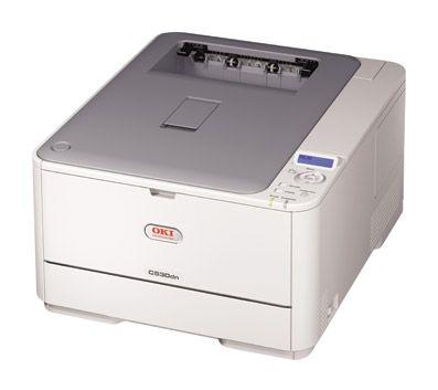 Okidata C530dn Color Laser Printer Laser Printer Printer Kodak