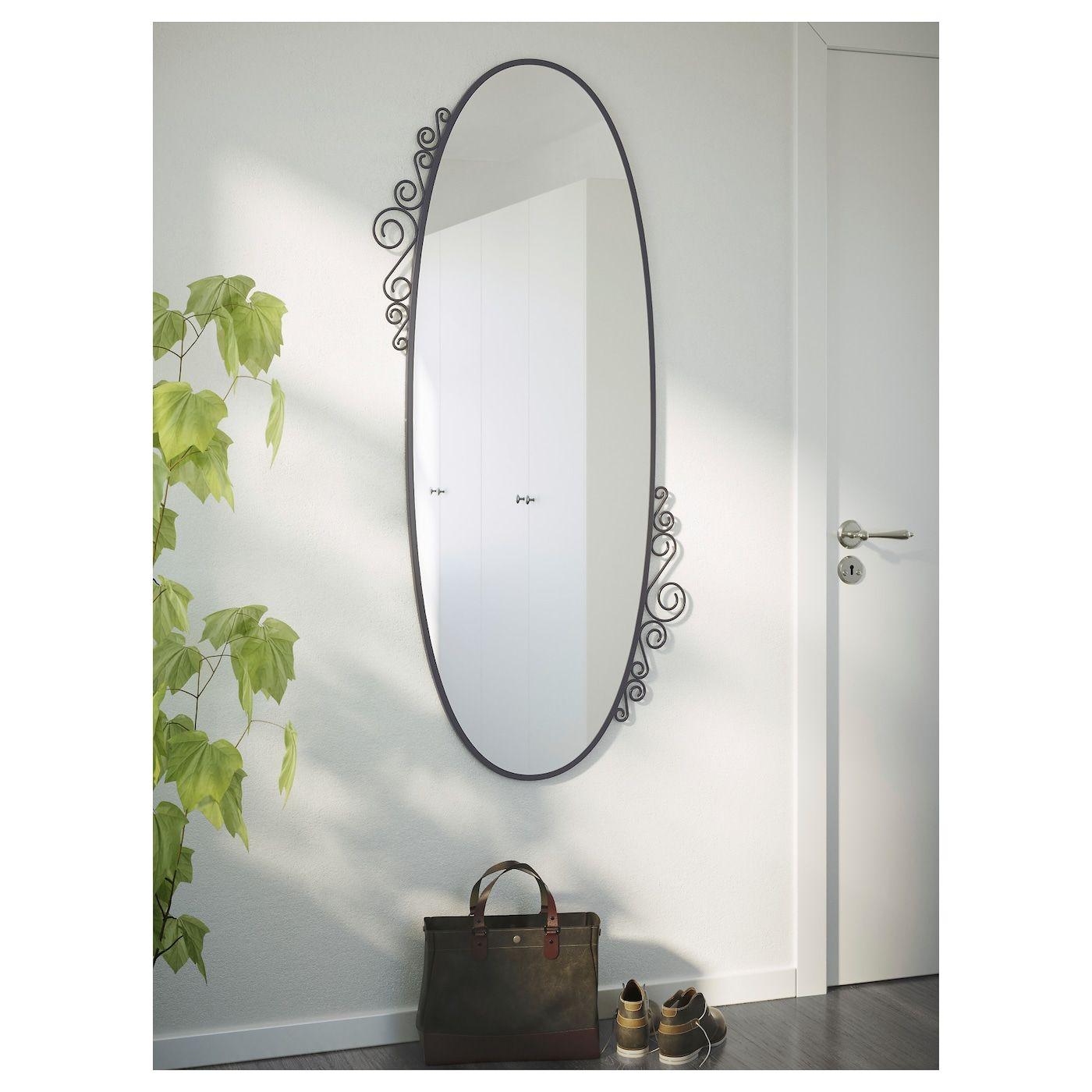 Ekne Spiegel Oval Ikea Deutschland Spiegel Ikea Spiegel Fensterputzmittel