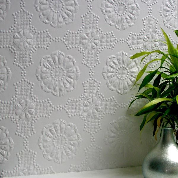 Alexander Paintable Supaglypta Wallpaper Design By Brewster Home Fashi Anaglypta Wallpaper Paintable Wallpaper Brewster Wallcovering
