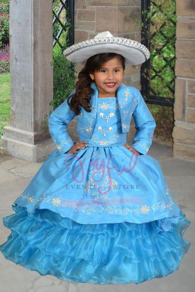 2e36bc3fa Vestidos para mi presentacion de charra.Charra dresses for presentation or 3  years.