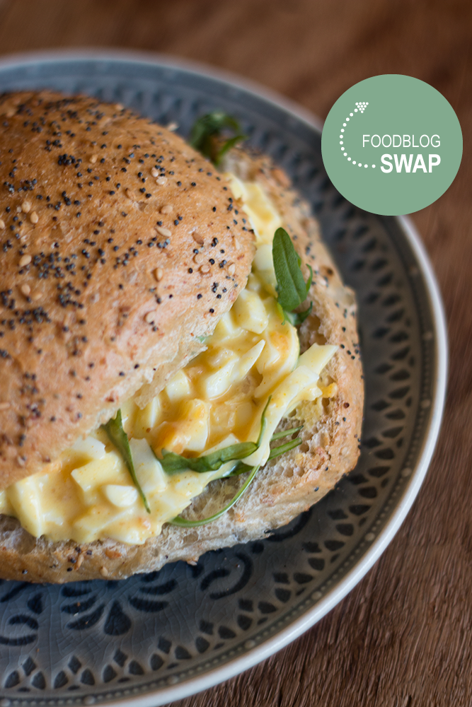 Broodje eiersalade | foodblogswap - The answer is food