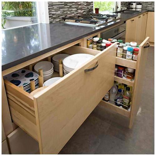 9 Amazing Small Kitchen Cabinet Fittings Interior Design Inspirations For Small Houses Contemporary Kitchen Remodel Contemporary Kitchen Kitchen Design