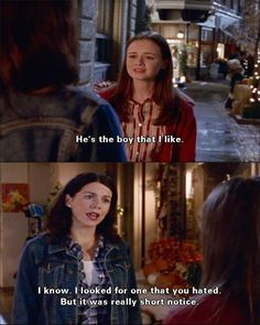 funny gilmore girl quotes
