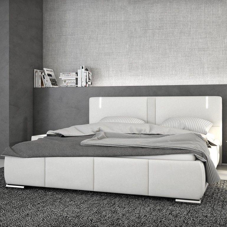 21 Modern schlafzimmer mit boxspringbett