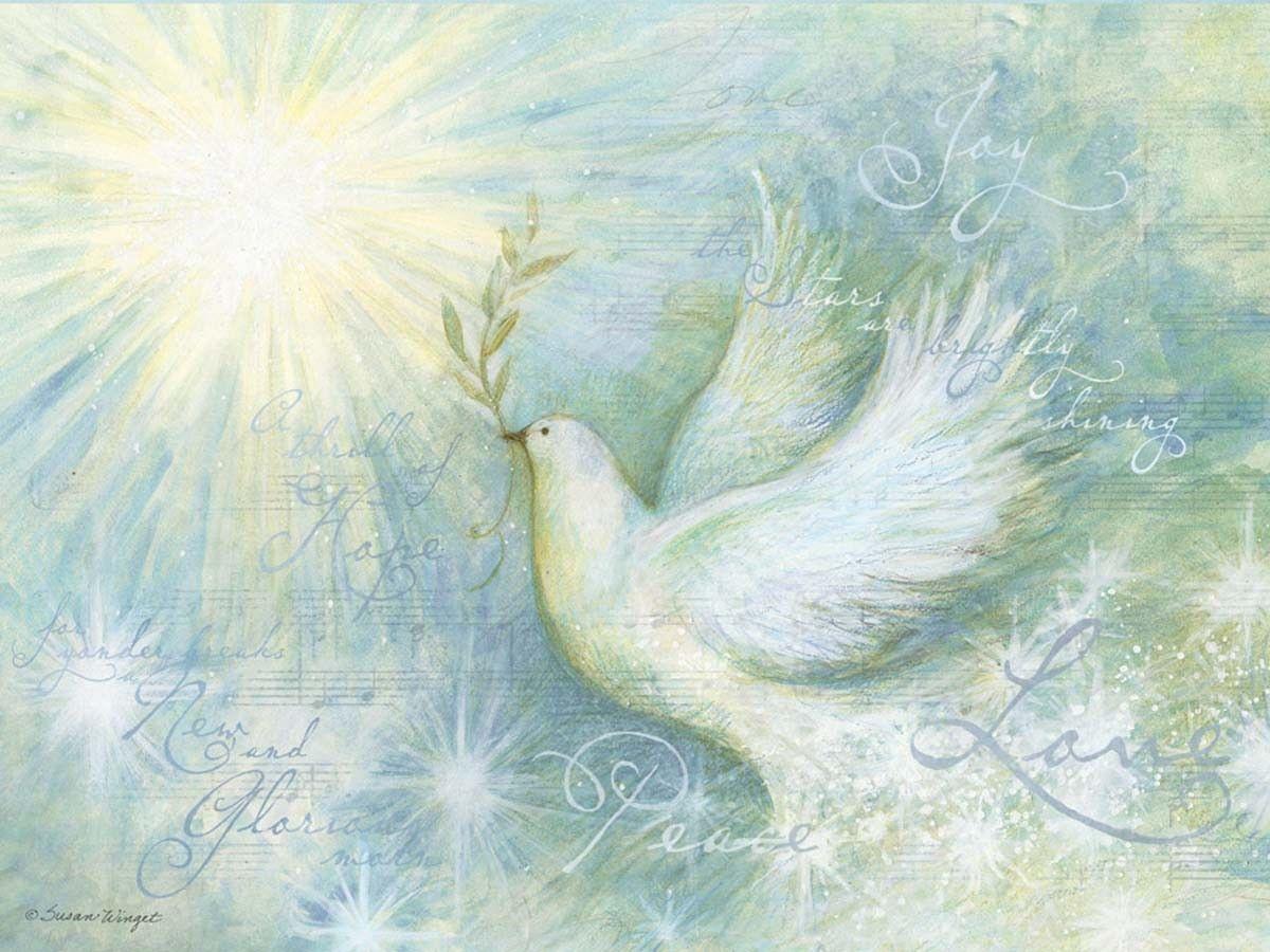 Peaceful dove artisan christmas cards background images tags peaceful dove artisan christmas cards kristyandbryce Choice Image