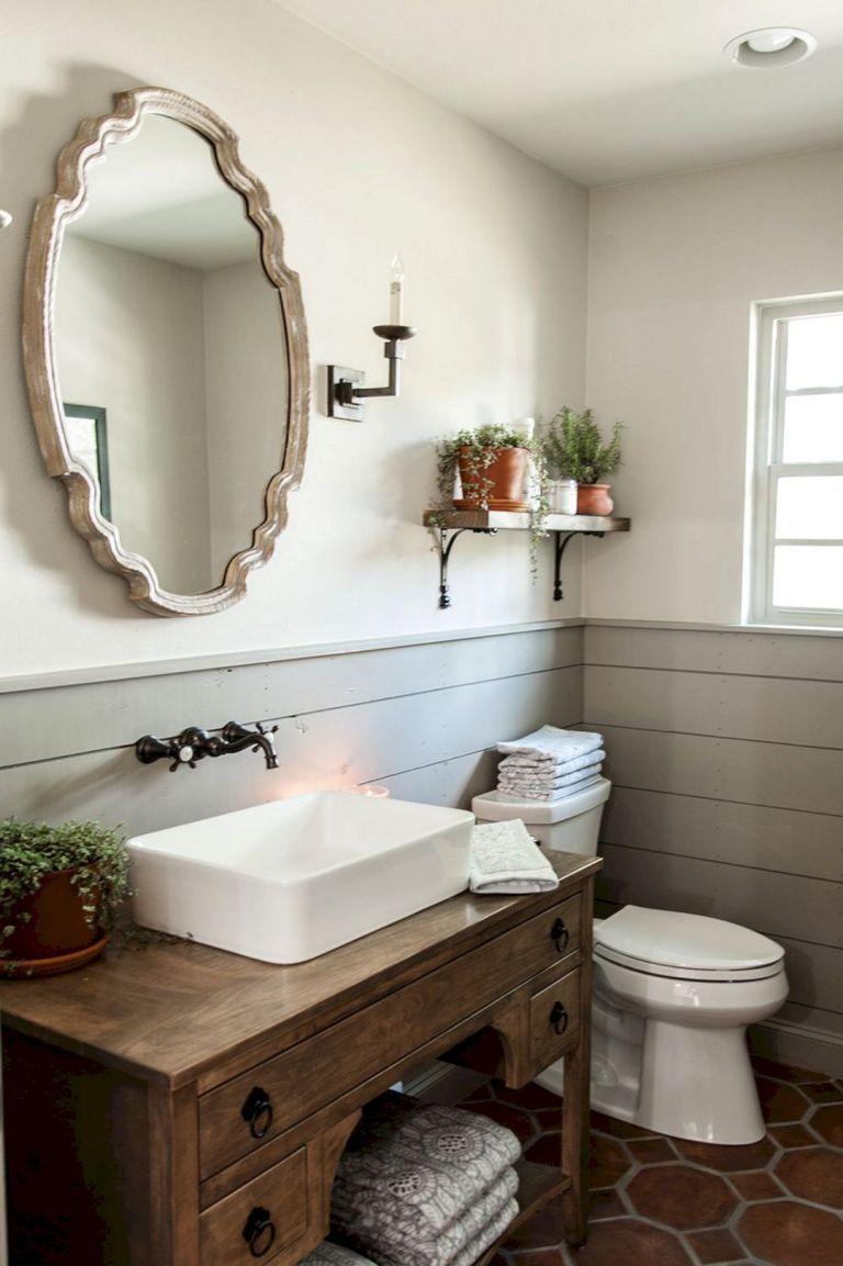 Best Ideas Of Amazing Decorating Rustic Italian Houses 13 Bathroom Vanity Remodel Farmhouse Bathroom Vanity Fixer Upper Bathroom