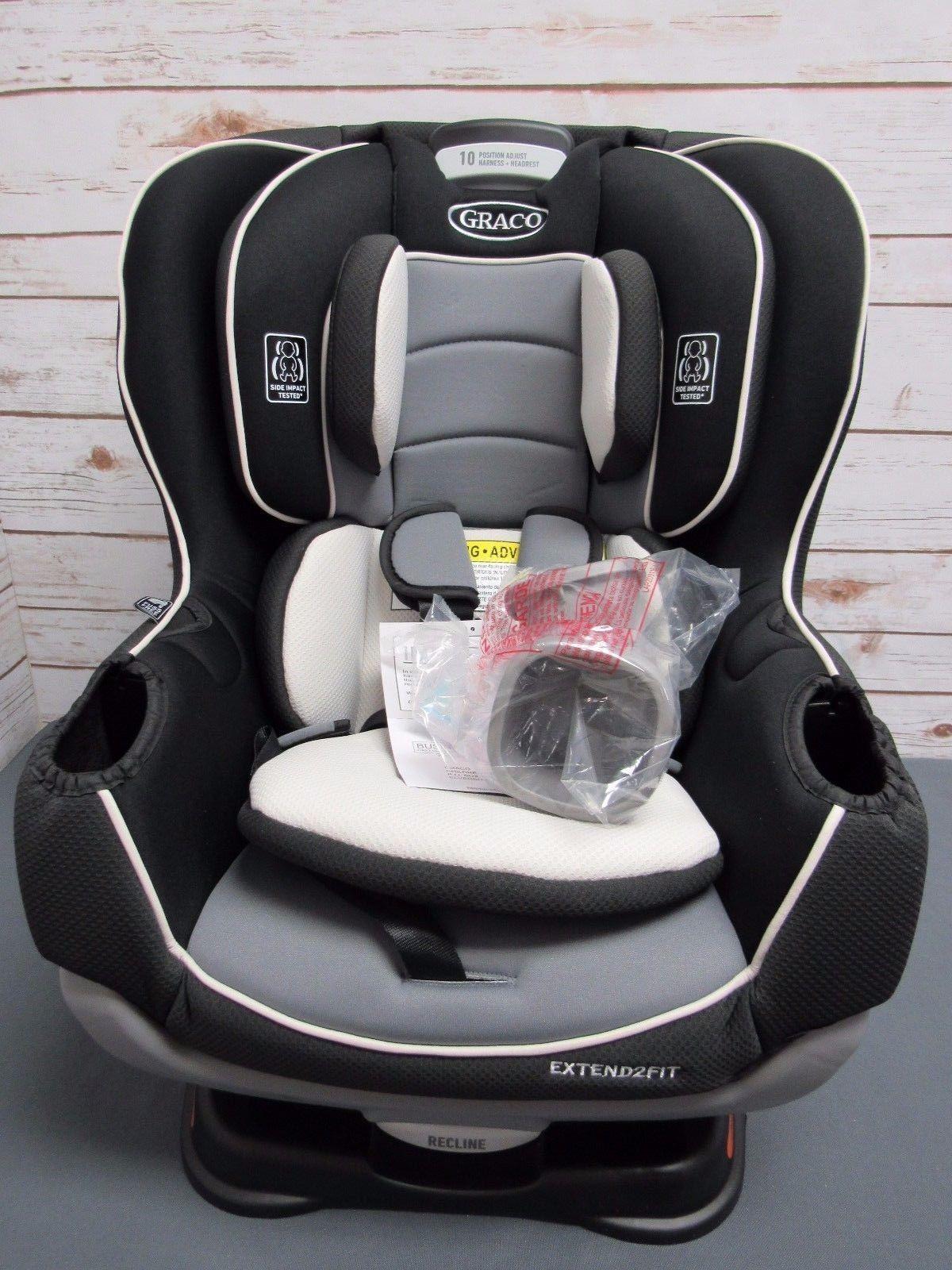 Gotham Gotham Graco Extend2Fit Convertible Car Seat