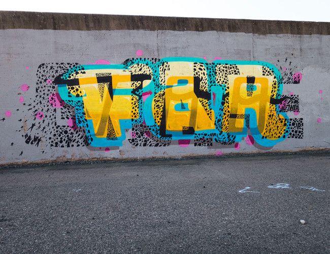 Dokážete prečítať, čo je napísané v týchto graffiti hlavolamoch? – Doba Mag.