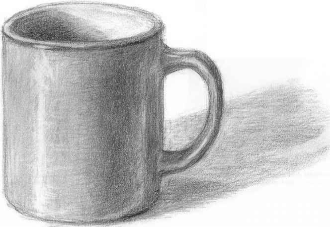 Resultado de imagem para easy still life drawings in ...