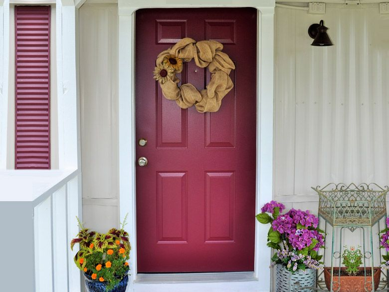 Mobile Home Exterior Doors Custom Size Replacement From A