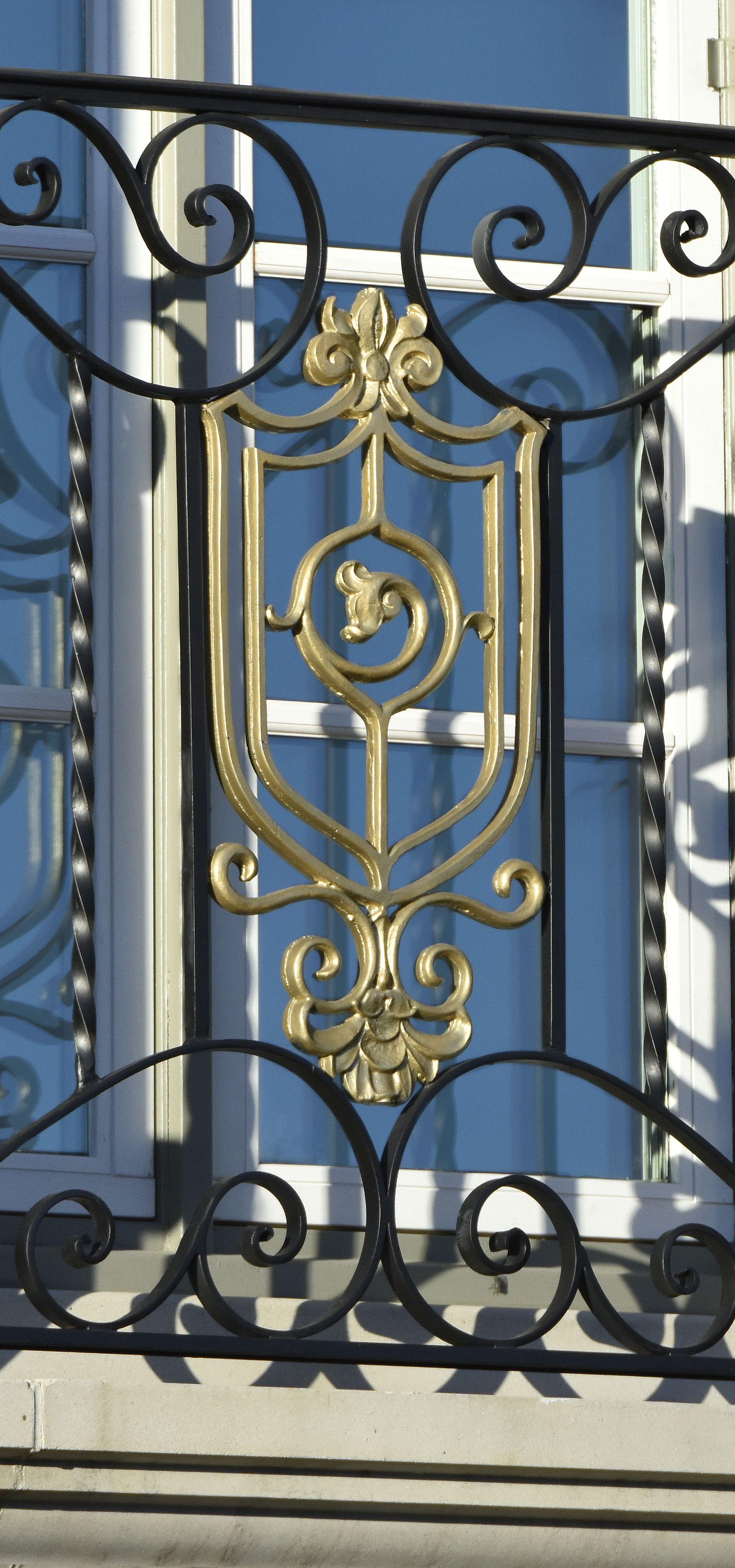 19++ Decorative wrought iron bars ideas