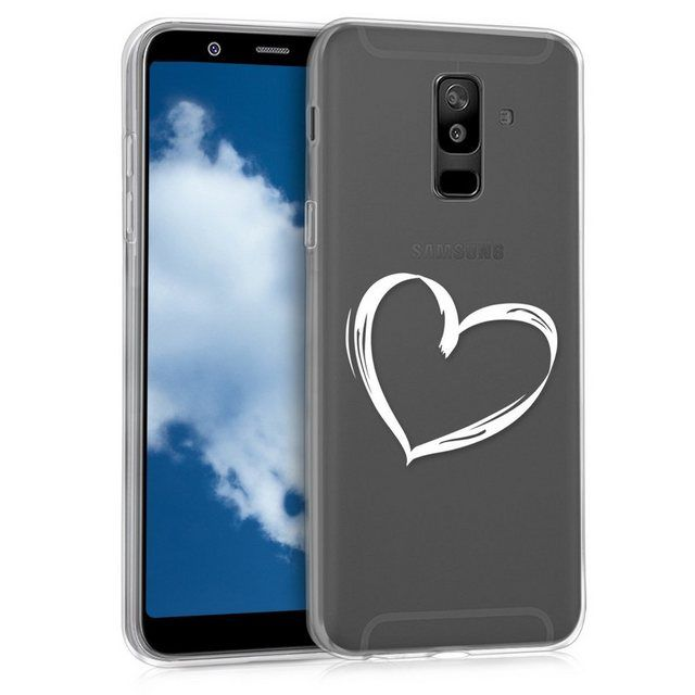 Handyhulle Hulle Fur Samsung Galaxy A6 A6 Plus 2018 Tpu Silikon Handy Schutzhulle Cover Case In 2019 Handy Schutzhulle Samsung Und Schutzhulle