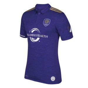 2017-18 Cheap Jersey Orlando City SC Lions Home Replica Football ...