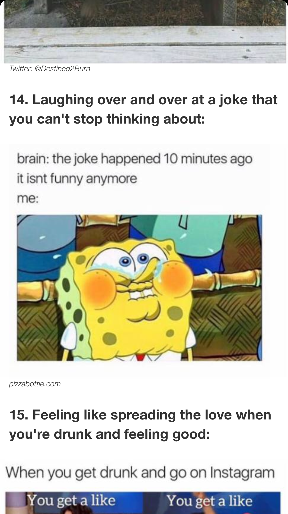 So Me, Laughing