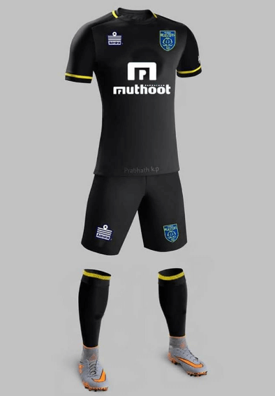 82307c64c9b5 Kerala Blasters away jersey to have sponsorship from Admiral global sports  activities.In advance