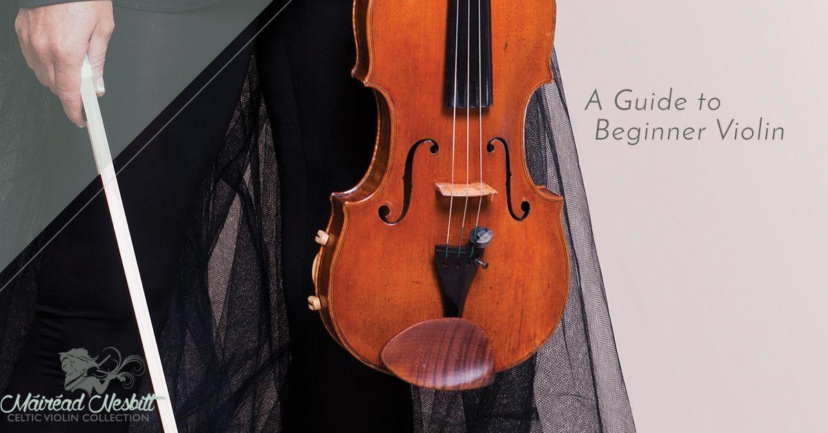 Máiréad Nesbitt: Begin Your Dream Of Learning Violin Today ...