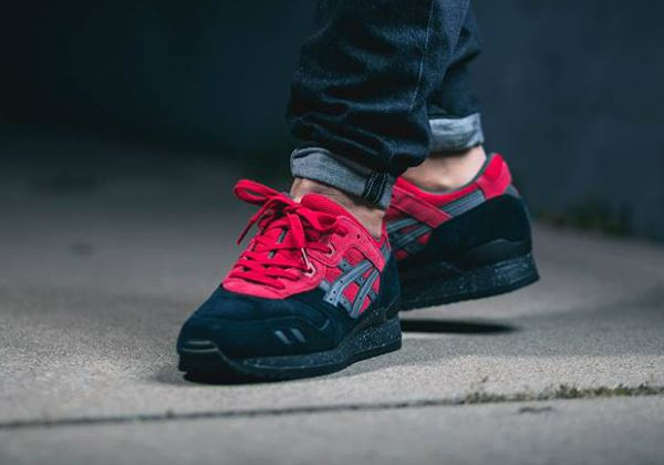 Asics Gel Lyte 3 Christmas Bad Santa