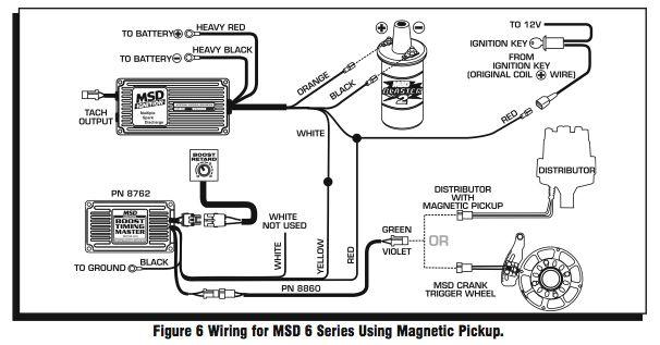 Btm On Msd 6Al 2 Wiring Diagram | Diagram, Msd, Digital
