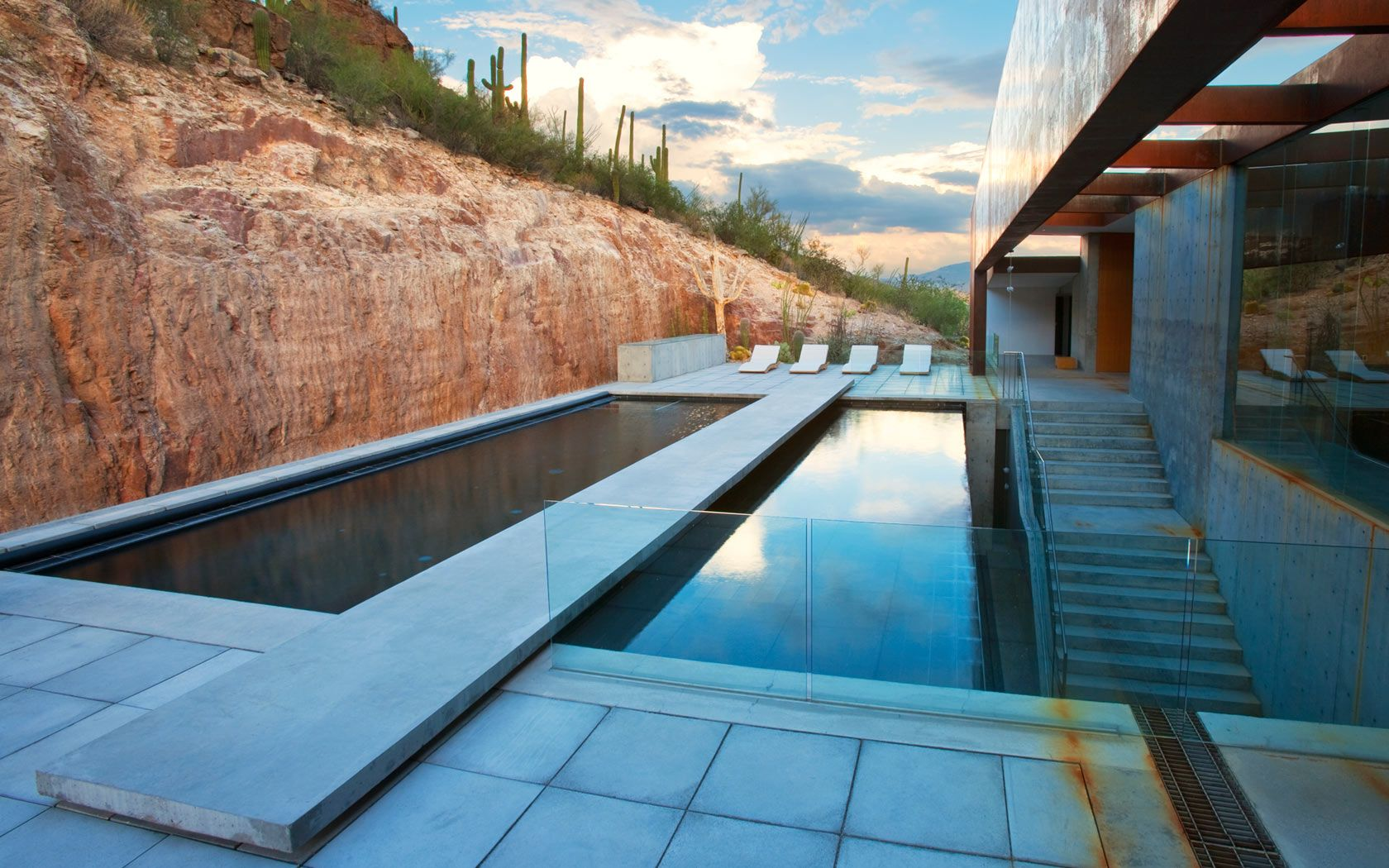 Our friend Dave Acklin and his Tucson-based firm Aqua Design ...