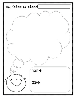 Second Grade is Out of This World! Adorable Schema Freebie