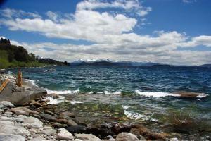 Lago Nahuel Huapi Bariloche, Rio Negro, Argentina