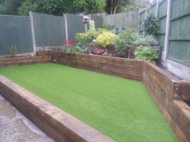 Astroturf garden google search condo ideas pinterest for Garden design ideas with artificial grass