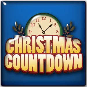 Christmas countdown app for android/iPhone which allows you to check how many days, hours ...