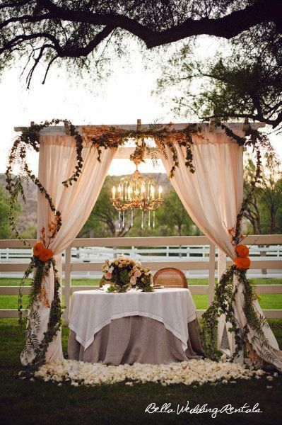 ideas para decorar una boda civil | boda