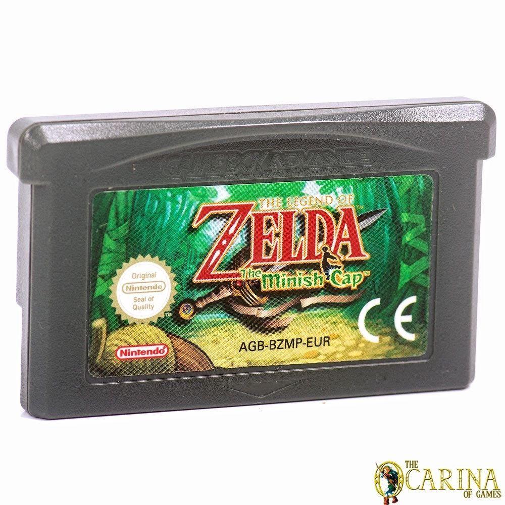 Gameboy color deer hunter gameshark codes - The Legend Of Zelda The Minish Cap Nintendo Game Boy Advance 2004