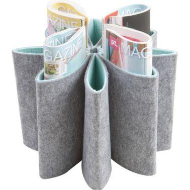 Profitez Des Soldes Pour Ranger La Maison Cork And Craft Impressive Contemporary Magazine Holder